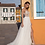 Thumbnail: Verngo 2021 New Design Appliques Tulle Evening Dress Boho Side Slit V-Neck