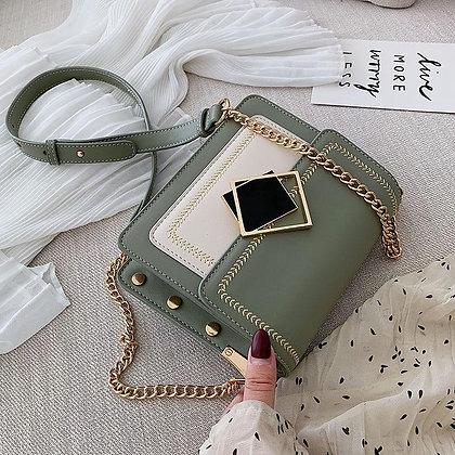 Special Lock Design Travel Handbags
