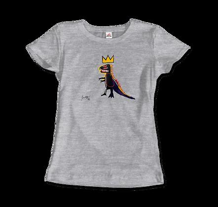 Jean-Michel Basquiat Pez Dispenser (Dinosaur) 1984 Artwork T-Shirt