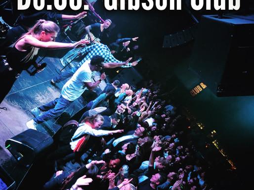 Do.06. Gibson Club, Frankfurt