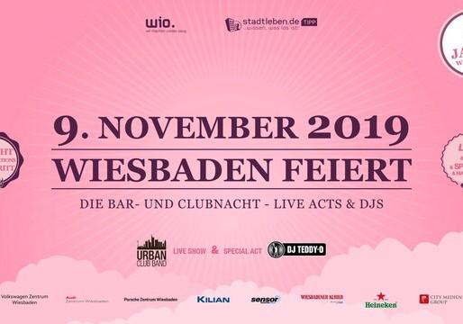 Sa.09. Wiesbaden, Park Café