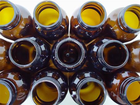 El vidrio y como su uso responde al consumo responsable.