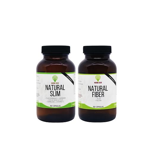 Natural Fiber + Natural Slim