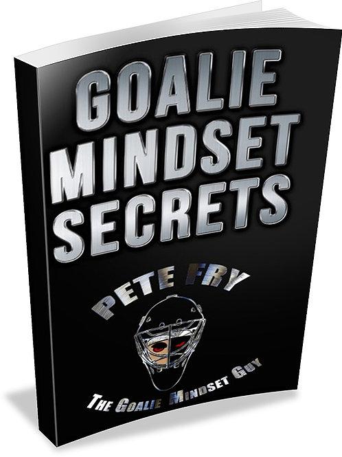 Goalie Mindset Secrets Paperback Book