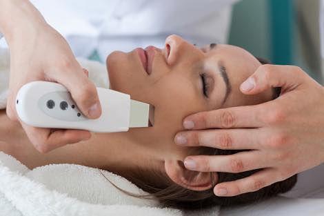 Ultrason ile daha derin ve etkili cilt bakım