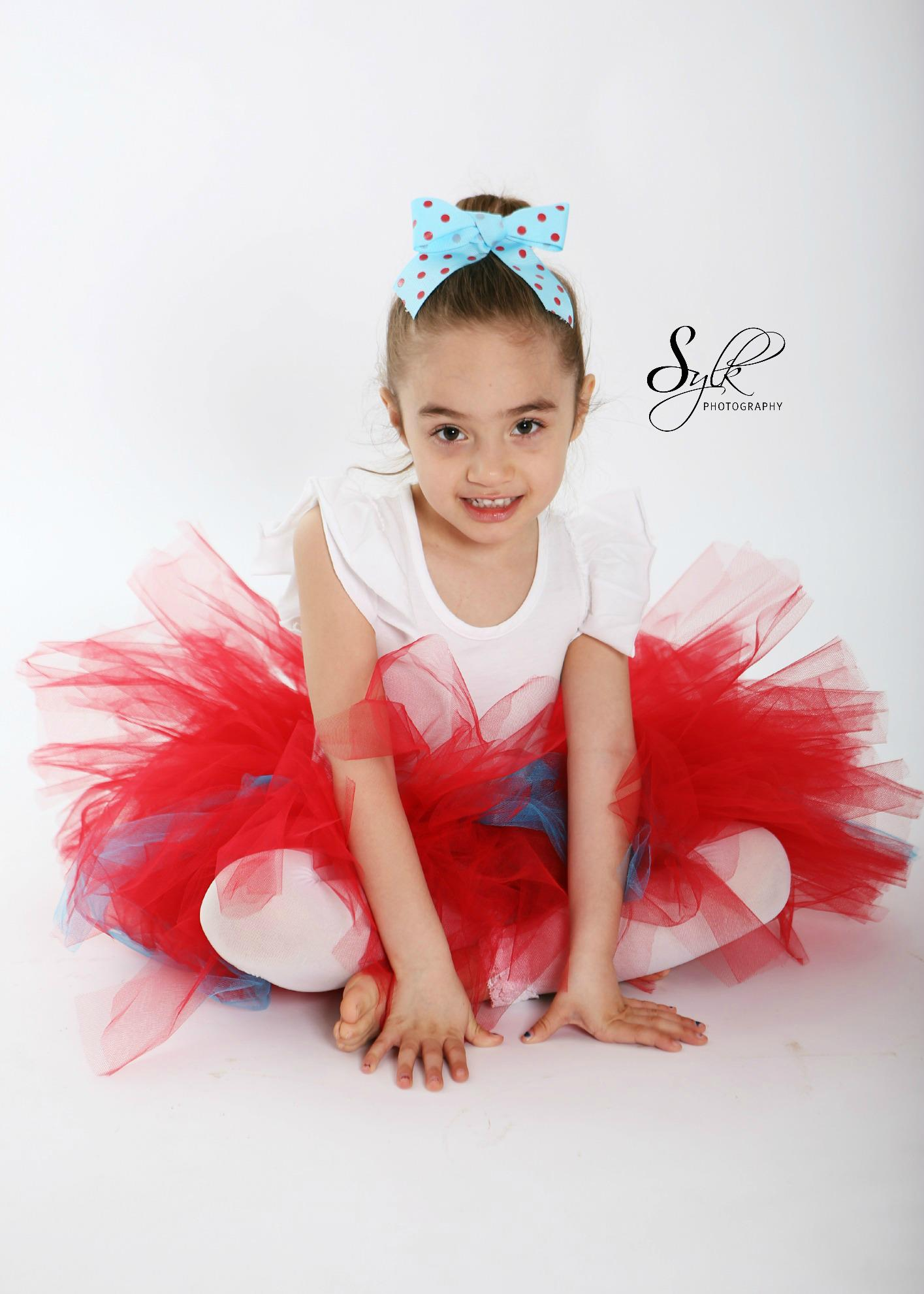Nautical Tutu set $25