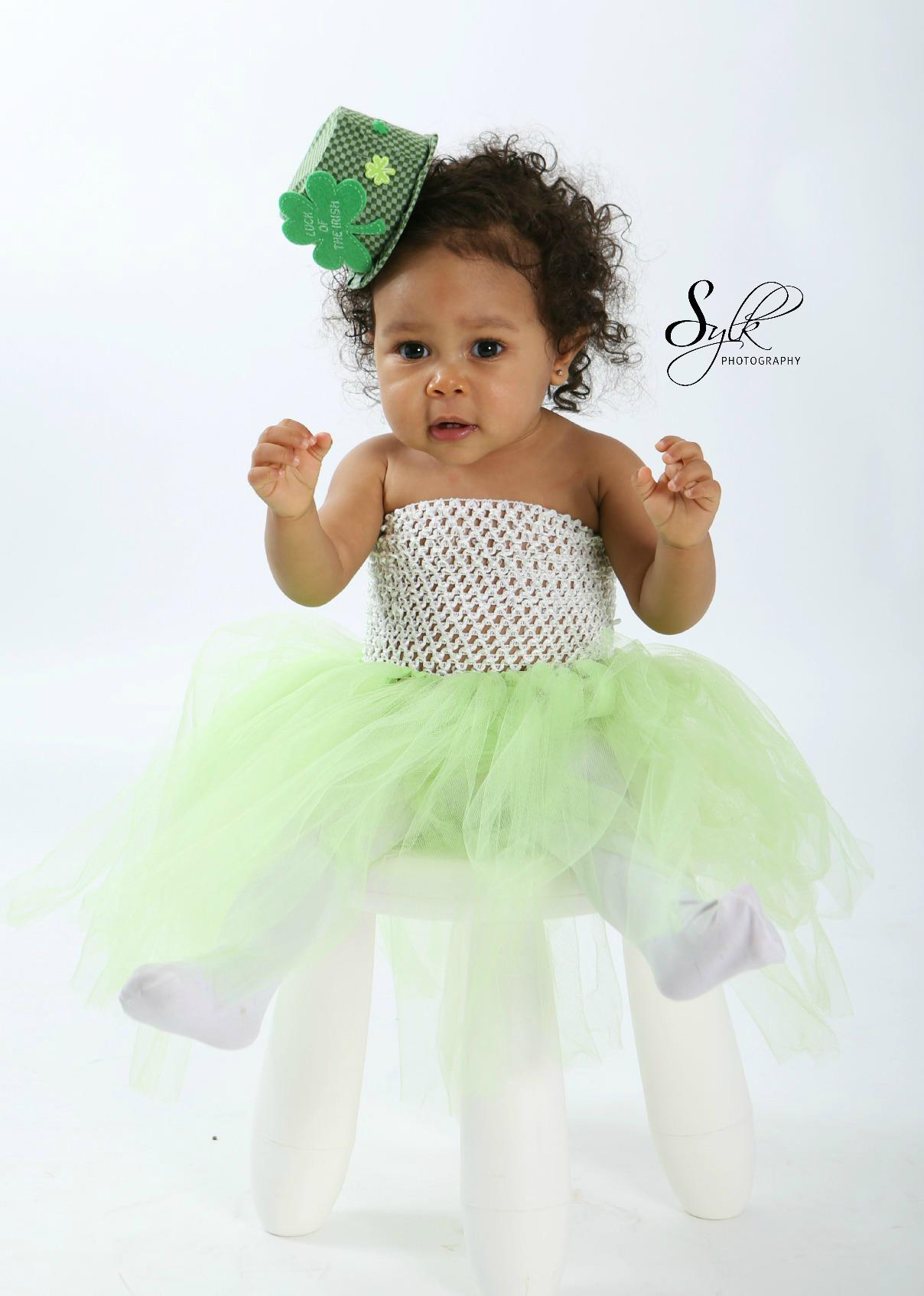 St. Patty's Tutu set $25