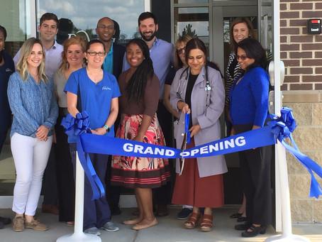 Davita Dialysis grand opening store