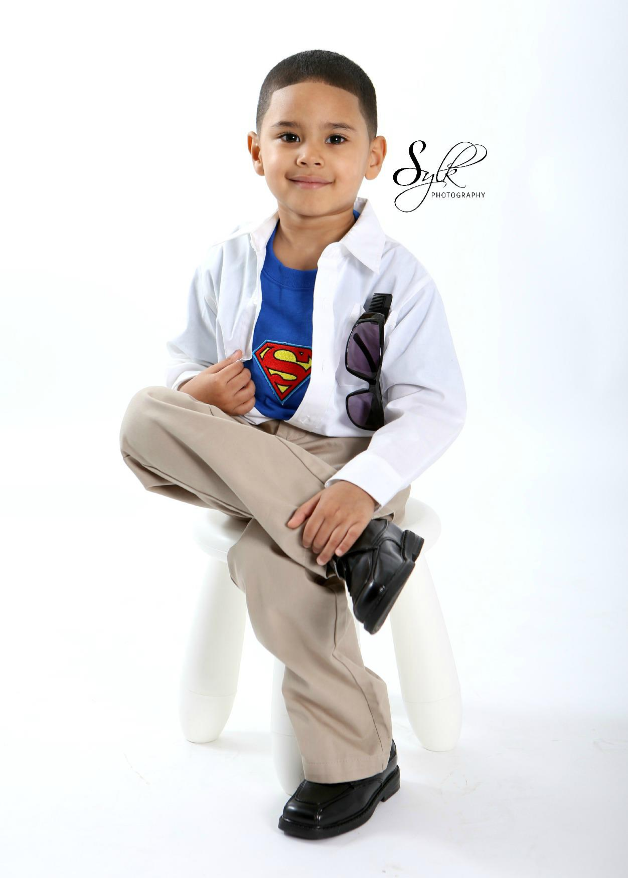 Boy's Superman Tshirt $10
