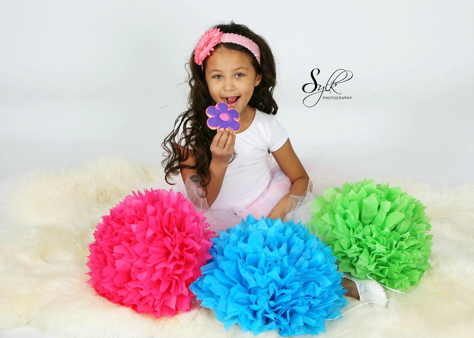 Soft & Colorful Tutu set $25