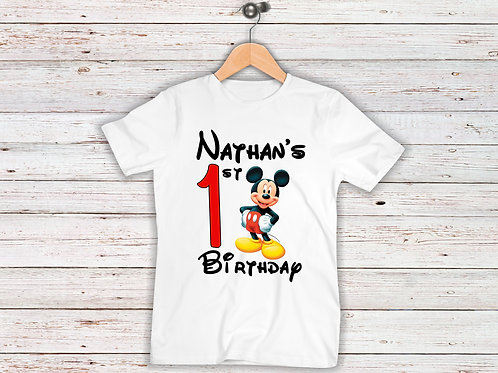 Kids Fun T-shirts (Boys)
