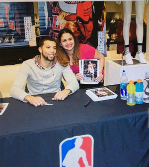 Forever 21 NBA Launch event