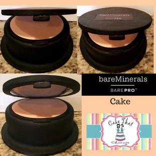 Bare Minerals Cake