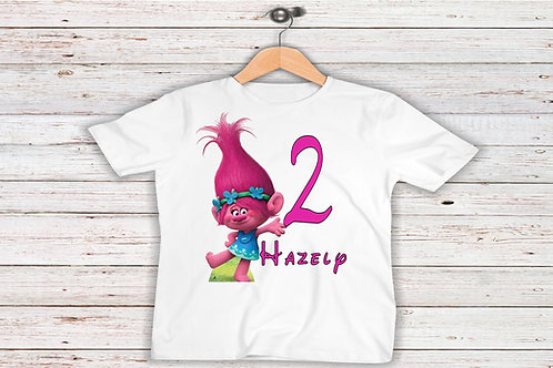 Kids Fun T-shirts (Girls)