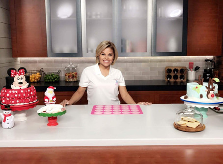 WGN TV- Adelante- Cake That Chicago