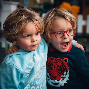 Happy Twins