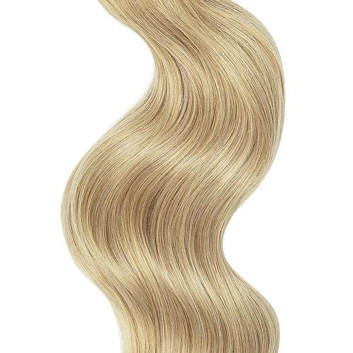 #14 SANDY BLONDE WEFT HAIR EXTENSIONS