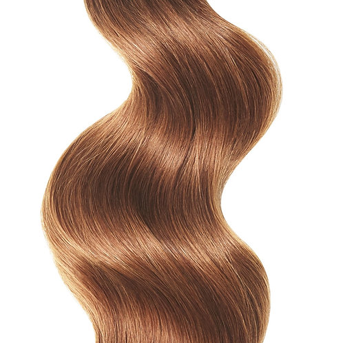 #30 NATURAL RED TAPE HAIR EXTENSIONS From