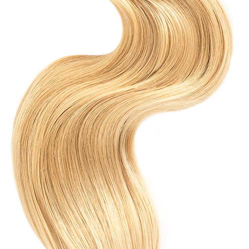 #22 VANILLA BLONDE CLIP IN HAIR EXTENSIONS 150 GRAMS From