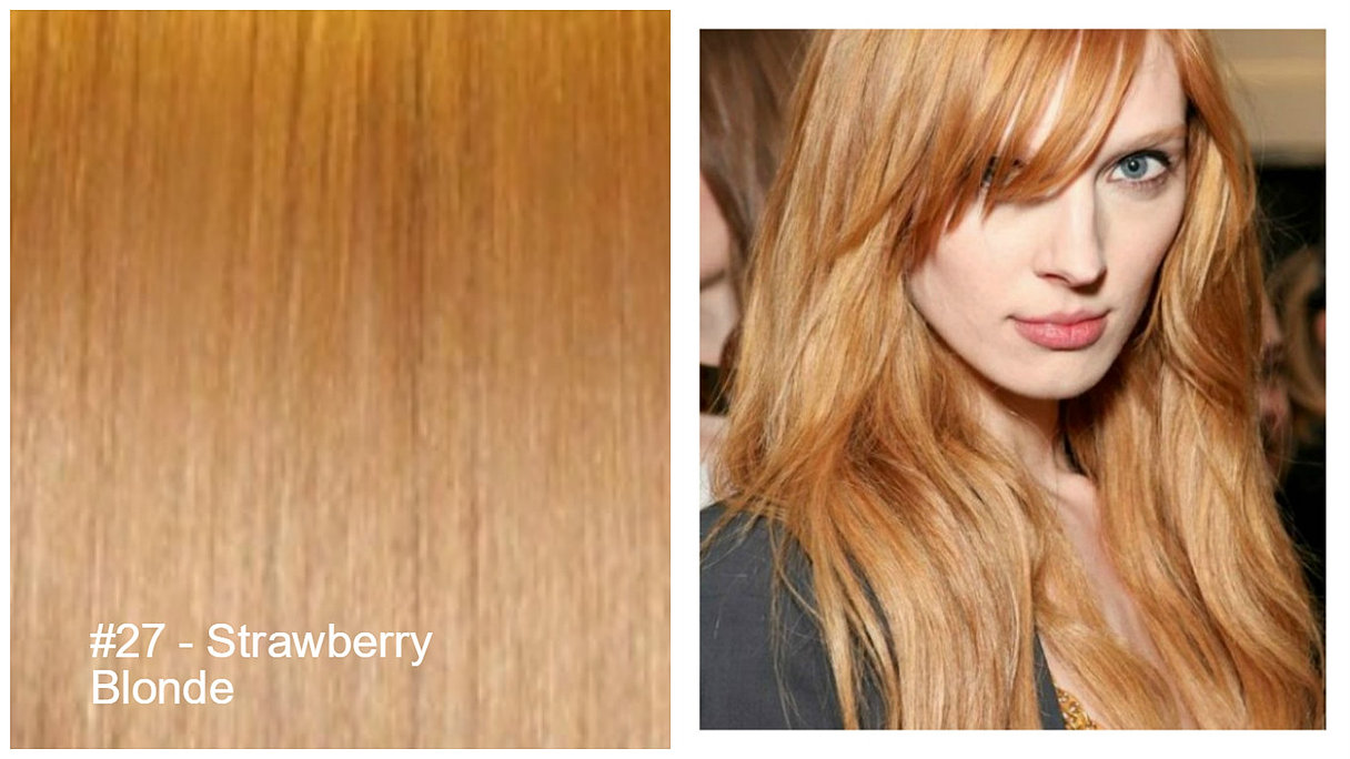 Hair extensions wavy balayage ombre colour chart nvjuhfo Image collections