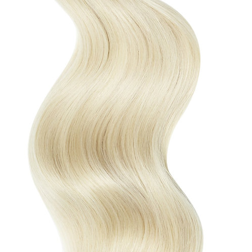 #CREAM BLONDE HIGHLIGHTS TAPE HAIR EXTENSIONS From