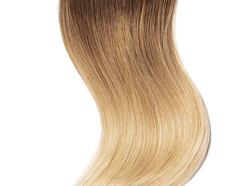 #4/613 CHESTNUT TO BUTTER BLONDE TAPE HAIR EXTENSIONS From