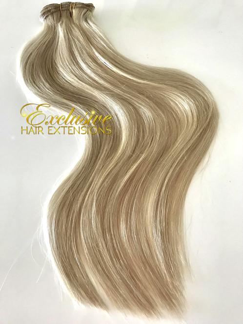 Clip In 200g 16613 Summer Glow Medium Warm Blonde Mix