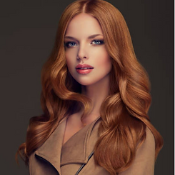 BEST #30 NATURAL RED CLIP IN HAIR EXTENS
