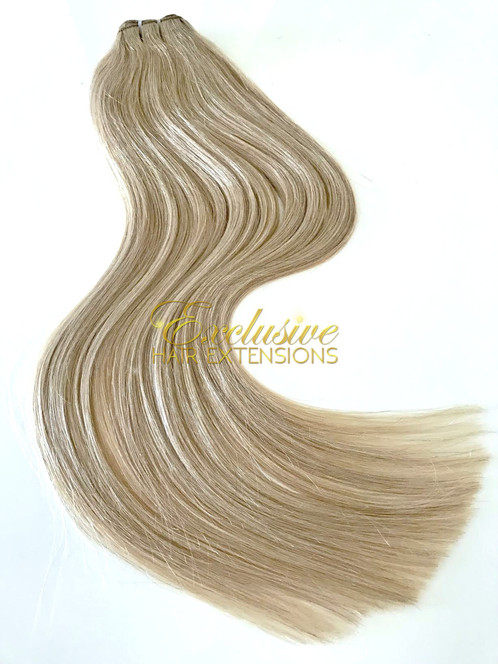Weave Weft 16 Butterscotch Blonde Cool Caramel Blonde