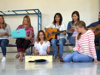 Realizan Curso de iniciación musical: beneficia a Puerto Varas y Frutillar