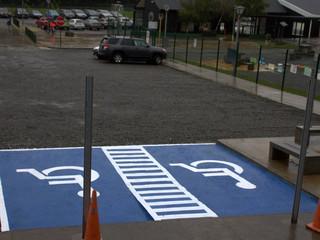Nuevos Estacionamientos