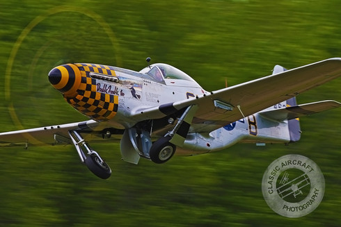 P-51D Mustang, Double Trouble Two