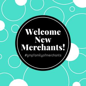Welcome New Merchants!