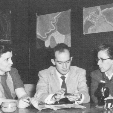 Music and Arts Faculty, 1957