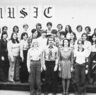 Choir A, 1977