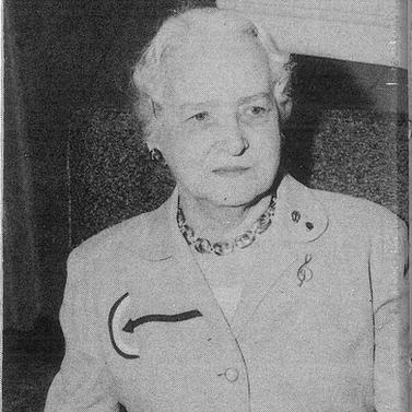 Ms. Maddox, 1963