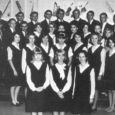 Mixed Ensemble, 1966