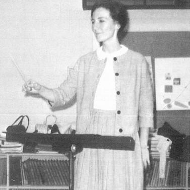 Ms. Rainwater, 1965