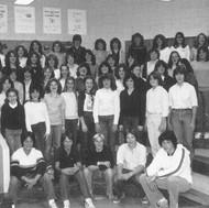 8th Grade Chorus, 1983