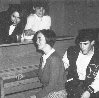 Chorale Officers, 1969