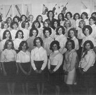 Advanced Womens Ensemble, 1966