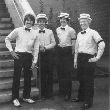 Quartet, 1984