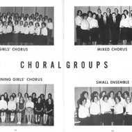 Chorus Ensemble, 1964