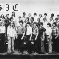 Choir B, 1977