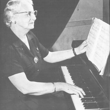 Ms. Maddox, 1954