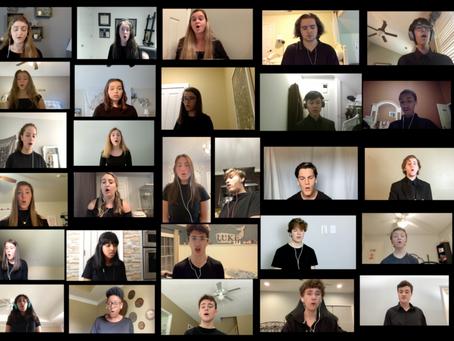 Virtual Choir Video Info