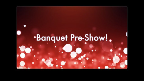 2019-20 Banquet Pre-Show