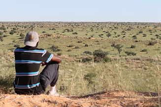 Contemplating Kalahari