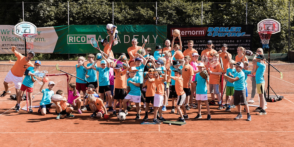 KidsmeetSports Sommercamp Woche 1