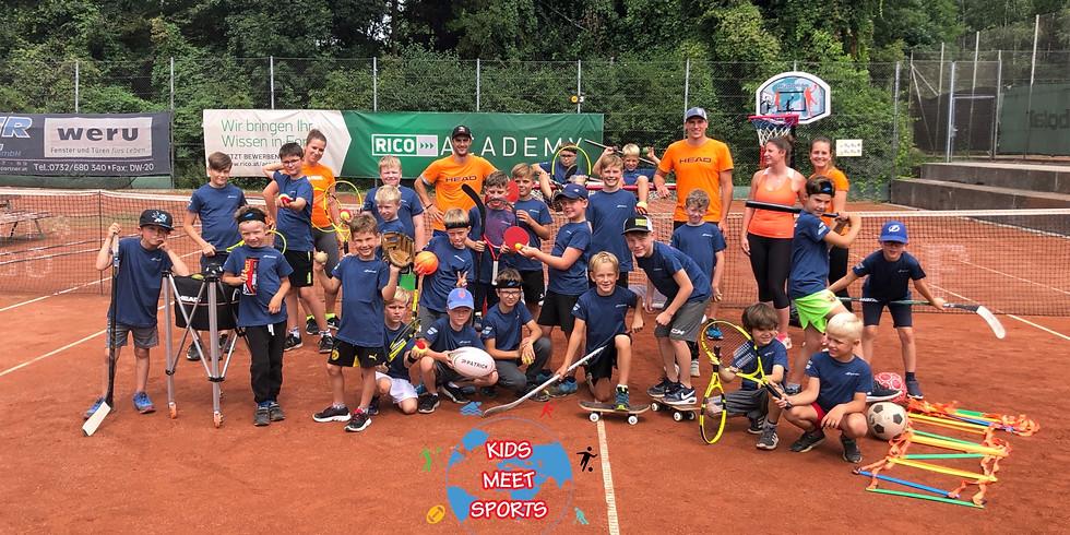 Kids-meet-Sports Sommercamp Woche 2